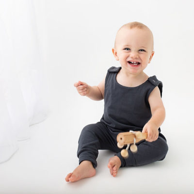 Sitter photoshoot. Toddler photography in Woking home studio. Photo shoot by Cheryl Catton.